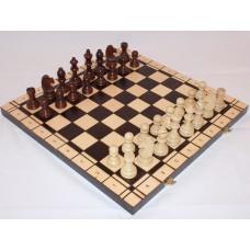 Шахматы + шашки