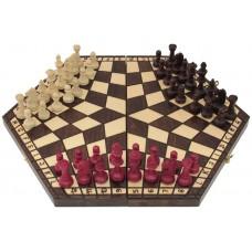 Шахматы на троих (большие)