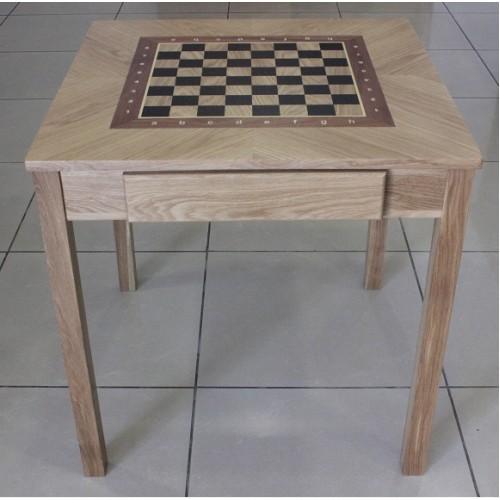 "Шахматный стол"" Турнирный"" (дуб)"