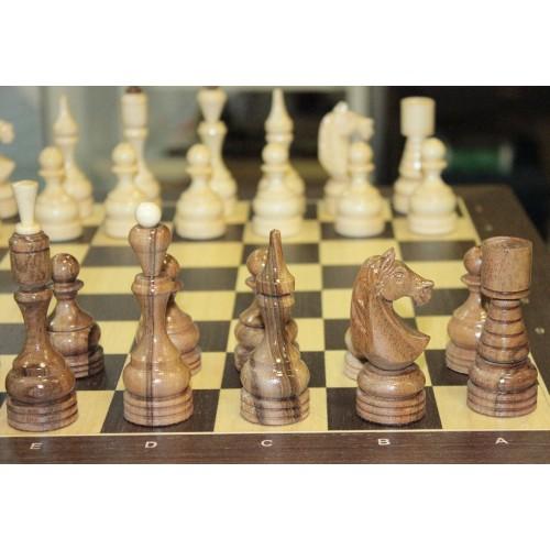 "Шахматные фигуры ""Резные"" утяжеленные"