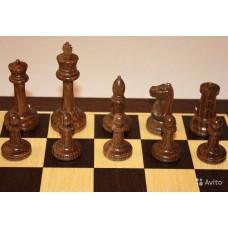 """Шахматные фигуры """"Стаунтон"""" дуб"""