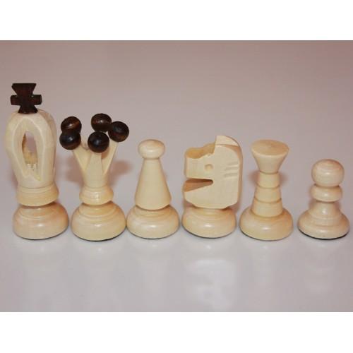"Шахматы 3 в 1 ""Кубики малые"" № 180"