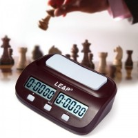 Часы шахматные электронные LEAP Easy PQ9907S