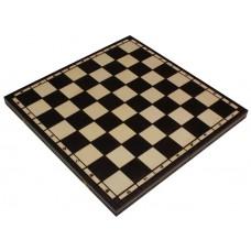 Шахматная доска береза, выжигание